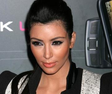 kim kardashian confused