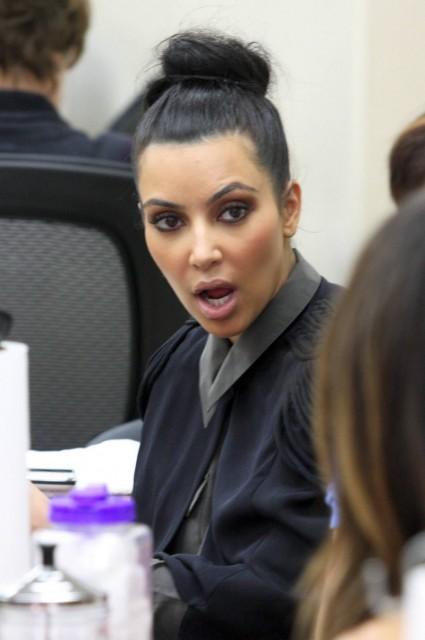 kim kardashian shocked face
