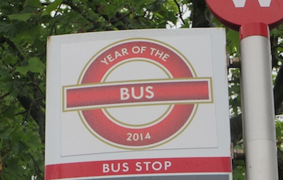 year of the bus 2014