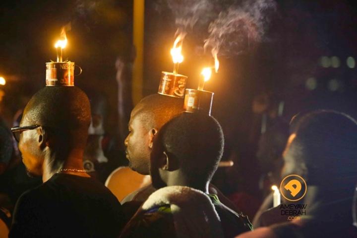 Dumsor Must Stop Vigil accra ghana